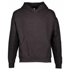 LAT 2296 Pullover Shirts - Youth Pullover Fleece Hoodie