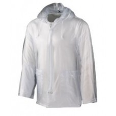 Augusta Drop Ship 3160 Jackets - Adult Clear Rain Jacket