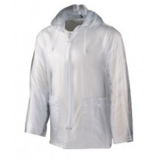 Augusta Drop Ship 3161 Jackets - Youth Clear Rain Jacket