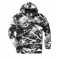 Code Five 3969 Sweatshirts - Men's Camo Pullover Hoodie
