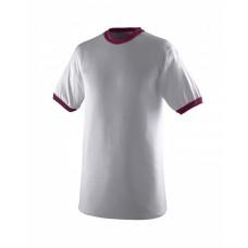 Augusta Drop Ship 711 T Shirts - Youth Ringer T-Shirt