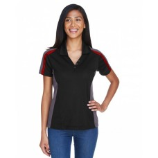 Ladies' Eperformance™ Strike Colorblock Snag Protection Polo