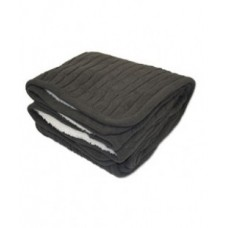 Pro Towels CABLE Blankets - Cable Knit Lambswool Blanket