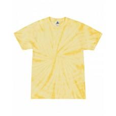 Tie-Dye CD101 Tees - Adult 5.4 oz. 100% Cotton Spider T-Shirt