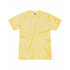 Tie-Dye CD101Y T Shirts - Youth 5.4 oz. 100% Cotton Spider T-Shirt