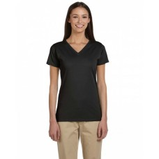 econscious EC3052 Shirts - Ladies' 4.4 oz., 100% Organic Cotton Short-Sleeve V-Neck T-Shirt