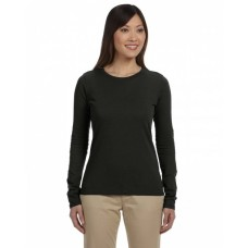 econscious EC3500 Shirts - Ladies' 4.4 oz., 100% Organic Cotton Classic Long-Sleeve T-Shirt