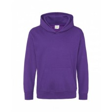 Just Hoods By AWDis JHY001 Sweatshirts - Youth 80/20 Midweight College Hooded Sweatshirt