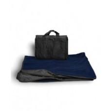 Alpine Fleece LB8701 Blankets - Fleece/Nylon Picnic Blanket