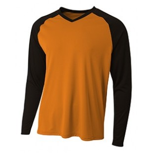 Men's Long Sleeve Strike Raglan T-Shirt