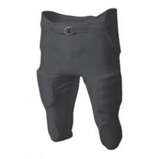 A4 NB6198 Pants - Boy's Integrated Zone Football Pant