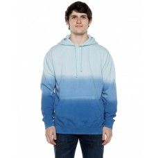 Unisex 8.25 oz. 80/20 Cotton/Poly Triple Dipped Pigment-Dyed Hooded Sweatshirt