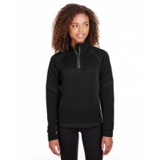 Ladies' Capture Quarter-Zip Fleece