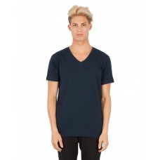 Simplex Apparel Drop Ship SI1320 Tees - Men's Combed Ring-Spun Cotton V-Neck T-Shirt
